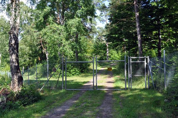 En gång platsen för ett av Sveriges kraftigaste  KA-batteri.