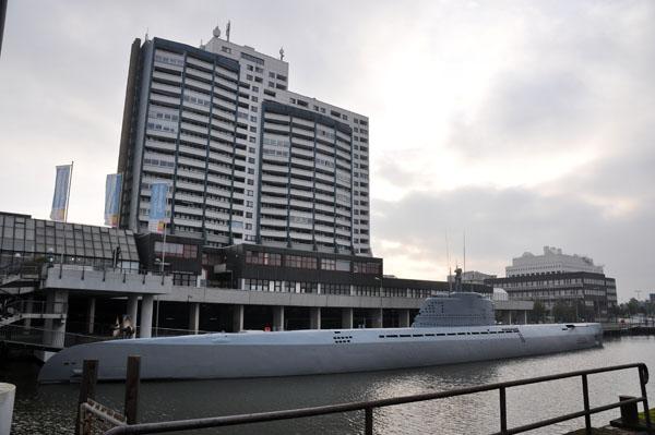 Ubåt av modellen XXI