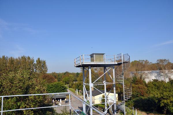 Radartornet i Kongelundsfortet.