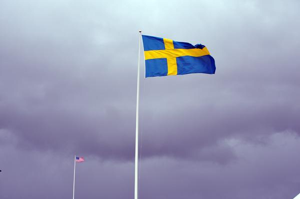 En vecka då flaggorna verkligen var i topp!