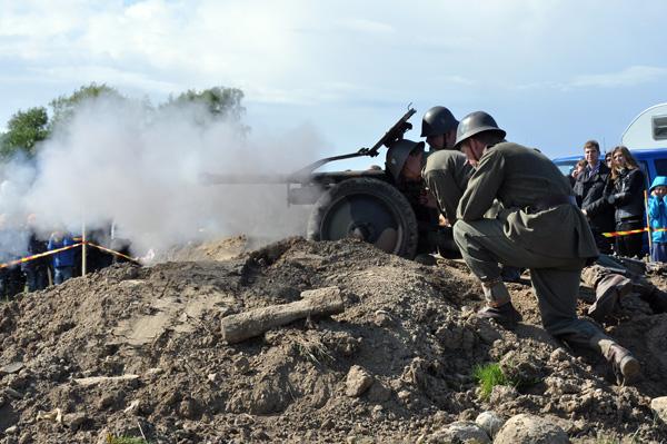 7.motorbrigadens pv-grupp bekämpar Fi.