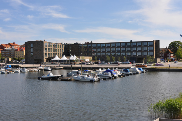 Tjusigt övernattningsställe i Karlskrona.