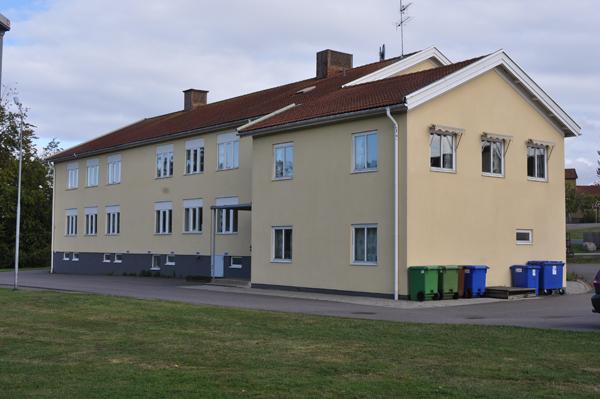 Luftvärnskaserner i Malmö
