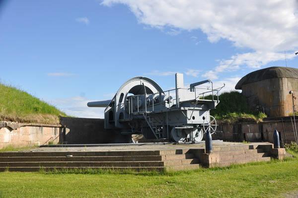 En av de berömda kanonerna!