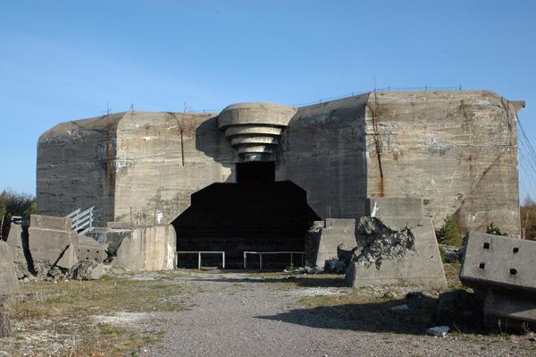 Här kan man prata om bunker!