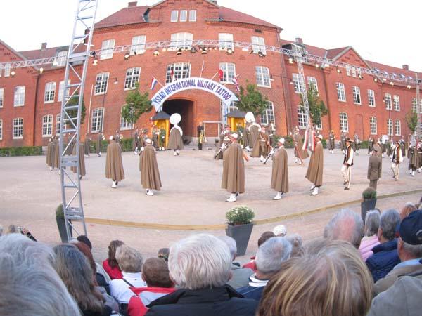 Polska gränstruppernas orkester, eller som det heter på originalspråket: Orkiestra Reprezentacyjna Strazy Granicznej.