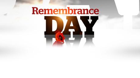 Remembrance Day, en dag att minnas