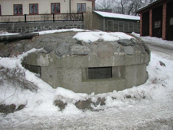 Väl gömd på Skepssholmen, om den nu finns kvar?