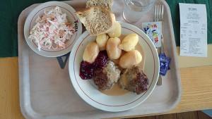 v 25 rasta grekisk lunch