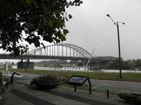 Den berömda bron.