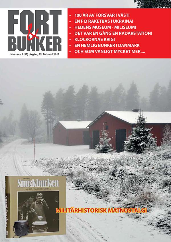 Nummer av FORT & BUNKER 2015