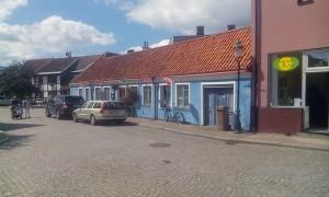 Pilgränds värdshus i Ystad, ett litet mysigt lunchställe.