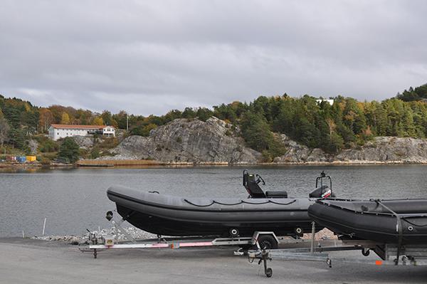 Platsen för den hemliga ubåtsbasen, kanske?