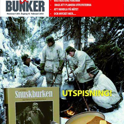FORT & BUNKER nummer 1 2013