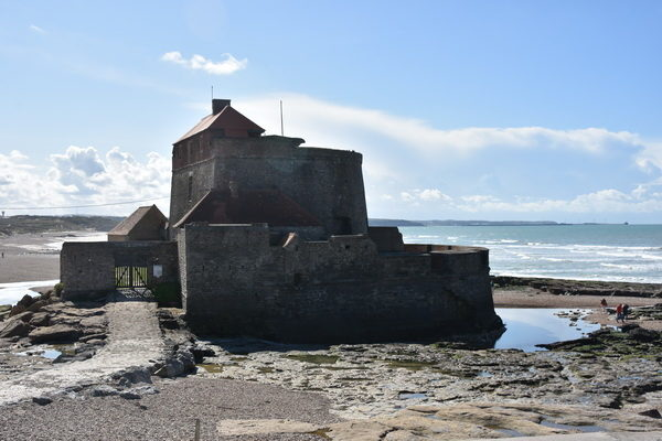 Fort Ambleteuse.